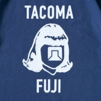TACOMA FUJI RECORDS LOGO MARK'18 designed by Jerry UKAI & TACOMA FUJI RECORDS