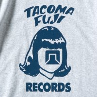 TACOMA FUJI RECORDS LOGO '18