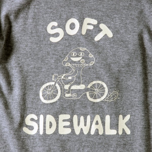 SOFT SIDEWALK  designed by Andrew Jeffrey Wright