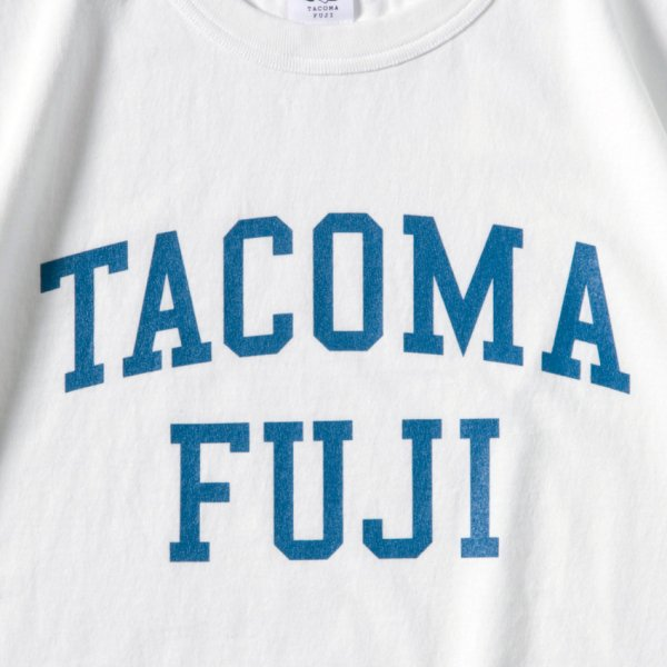 TACOMA FUJI RECORDS COLLGE LOGO  designed by Shuntaro Watanabe