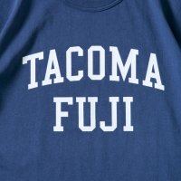 TACOMA FUJI RECORDS COLLEGE LOGO  designed by Shuntaro Watanabe