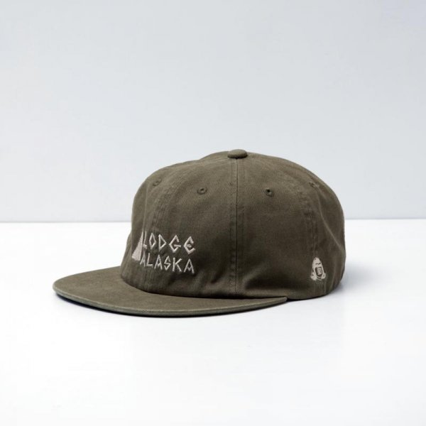 Lodge ALASKA HERRINGBONE CAP designed by MATT LEINES