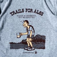 TRAILS FOR ALES by GOOD BEER TAPS designed by Jerry UKAI