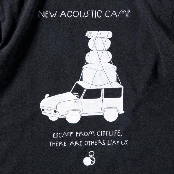 NEW ACOUSTIC CAMP designed by Yachiyo Katsuyama