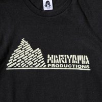 HARIYAMA PRODUCTIONS LOGO SHIRT
