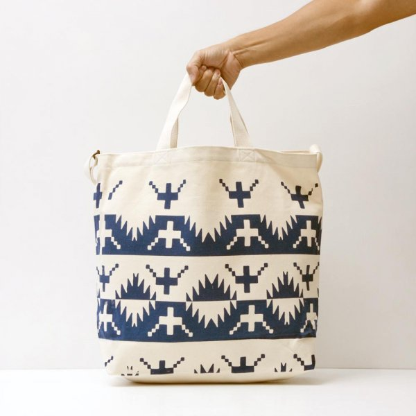 ALASKAN KING CRAB TOTE designed by Jerry UKAI