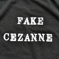 FAKE CEZANNE by Tomoo Gokita