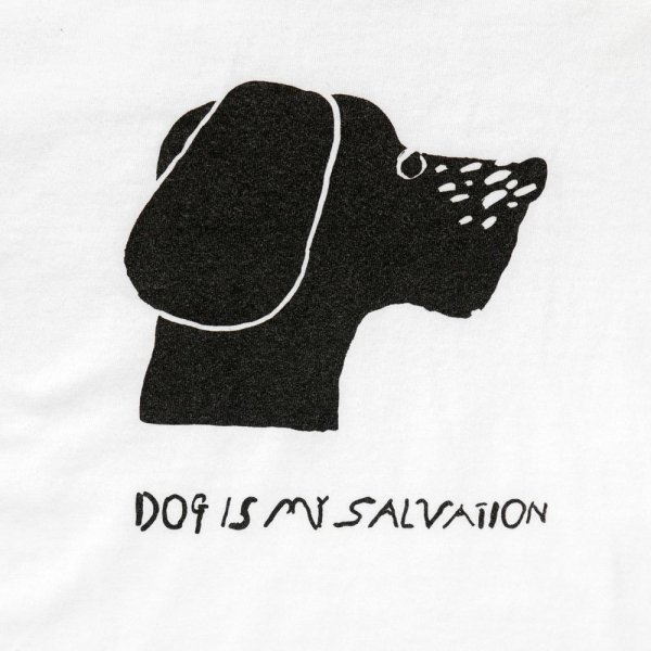 DOG IS MY SALVATION designed by Yachiyo Katsuyama
