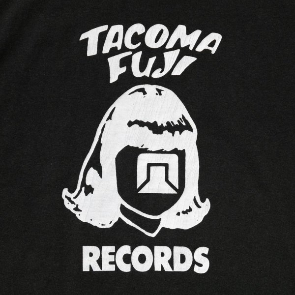 TACOMA FUJI RECORDS LOGO '19