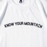 KNOW YOUR MOUNTAIN designed by Jerry UKAI