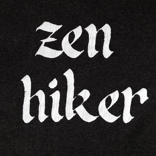 ZEN HIKER designed by Jerry UKAI
