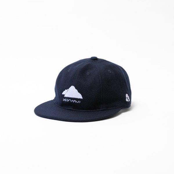TACOMA FUJI CAP designed by Yachiyo Katsuyama