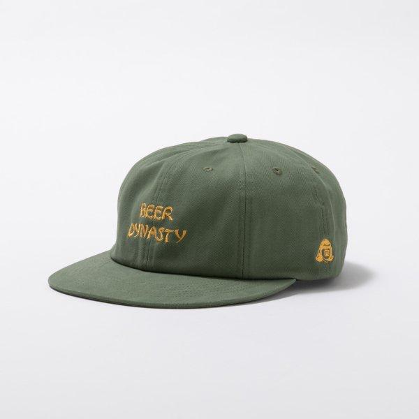 BEER DYNASTY HERRINGBONE CAP designed by Noriteru Minezaki