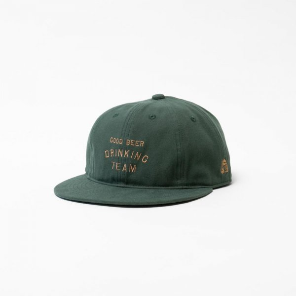 GOOD BEER DRINKING TEAM CAP designed by Shuntaro Watanabe