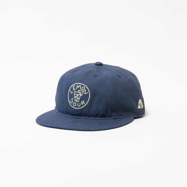 LEMON SOUR HERRINGBONE CAP
