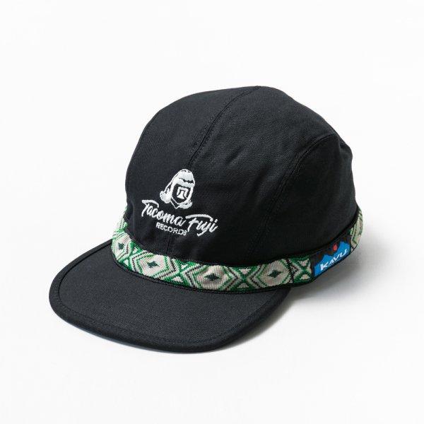 TACOMA FUJI LOGO CAP (KAVU STRAP CAP ver.) designed by Shuntaro Watanabe