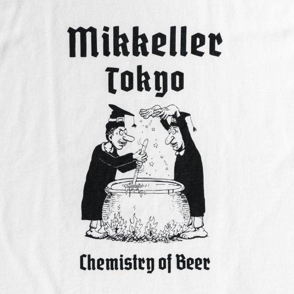Mikkeller Tokyo / Chemistry of Beer (LS) designed by Jerry UKAI