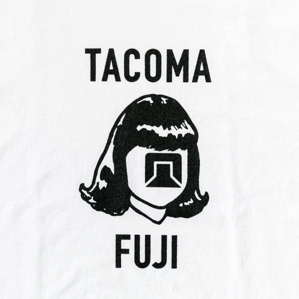 TACOMA FUJI LOGO MARK (LS) designed by Jerry UKAI