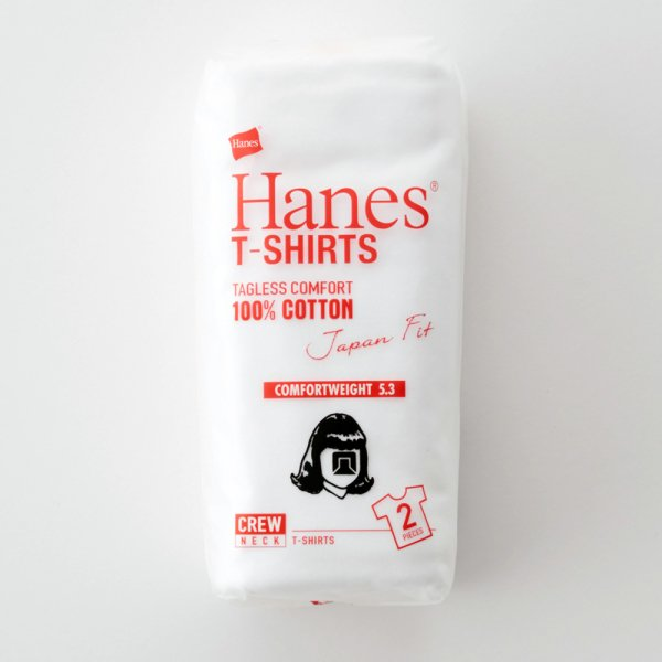 TACOMA FUJI RECORDS×Hanes® Japan Fit Special Limited Pack