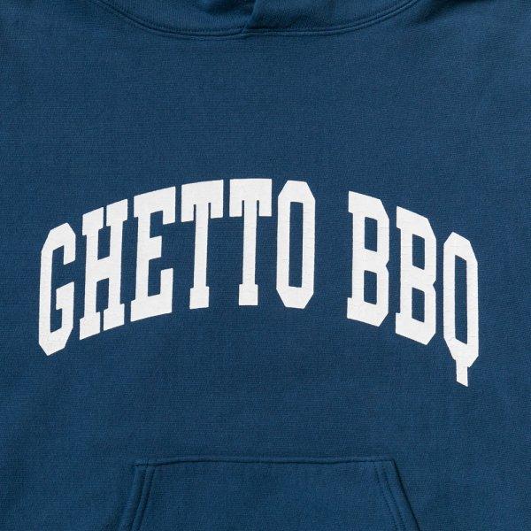 GHETTO BBQ HOODIE designed by Shuntaro Watanabe