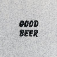 GOOD BEER HOODIE designed by Jerry UKAI