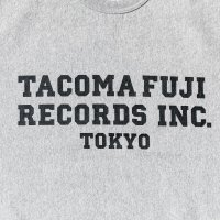 TACOMA FUJI RECORDS, INC. SWEAT by Shuntaro Watanabe