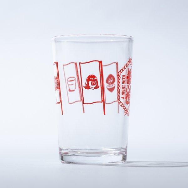 THE GOLD BEER GLASS Tacoma Fuji ver. designed by Hiroki Niwa (KAKUOZAN LARDER)