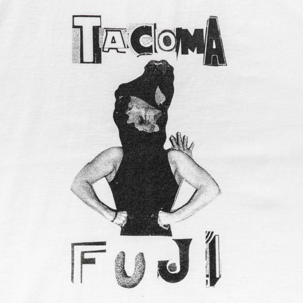 HARDCORE TACOMA FUJI designed by Tomoo Gokita