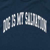 DOG IS MY SALVATION designed by Shuntaro Watanabe