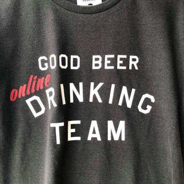 "GOOD BEER ""ONLINE"" DRINKING TEAM Designed by Shuntaro Watanabe"