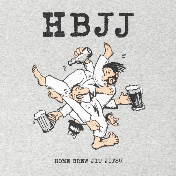 HBJJ (HOME BREW JIU JITSU) designed by Jerry UKAI