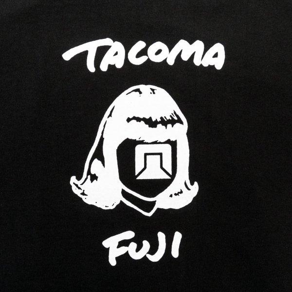 TACOMA FUJI HANDWRITING LOGO