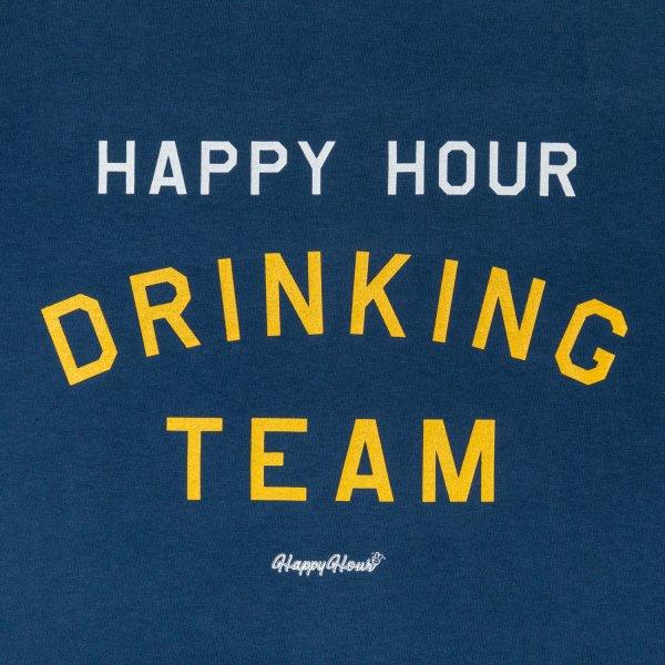 HAPPY HOUR DRINKING TEAM designed by Shuntaro Watanabe