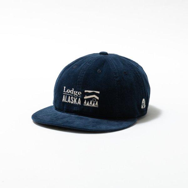 Lodge ALASKA LOGO CAP designed by Hiroshi Iguchi