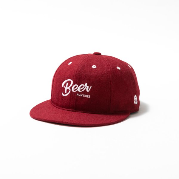 BEER HUNTER CAP designed by Shuntaro Watanabe