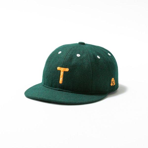 T CAP designed by Jerry UKAI