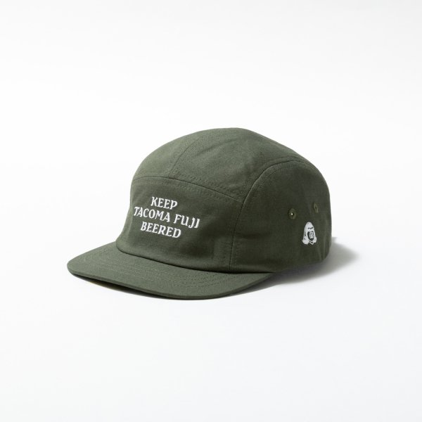 BEERED CAP designed by Jerry UKAI