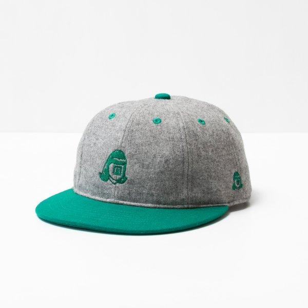 2 TONE TACOMA LOGO CAP