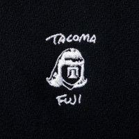 TACOMA FUJI HANDWRITING LOGO embroidery HOODIE