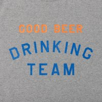 GOOD BEER DRINKING TEAM designed by Shuntaro Watanabe