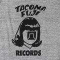 TACOMA FUJI RECORDS LOGO T-shirt.