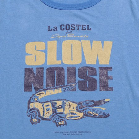 "La COSTEL ""SLOW NOISE""Produced by Jerry UKAI"