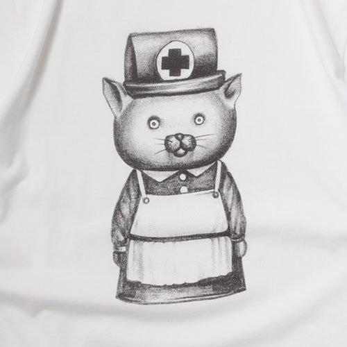 猫ナース designed by Tomoo Gokita
