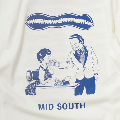 MID SOUTH designed by Tomoo Gokita