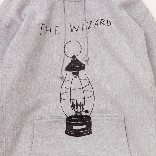 The Wizard designed by Tomoo Gokita (12oz Parka)