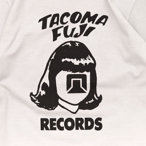 TACOMA FUJI RECORDS LOGO designed by Tomoo Gokita