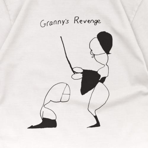 GRANNY'S REVENGE designed by Tomoo Gokita