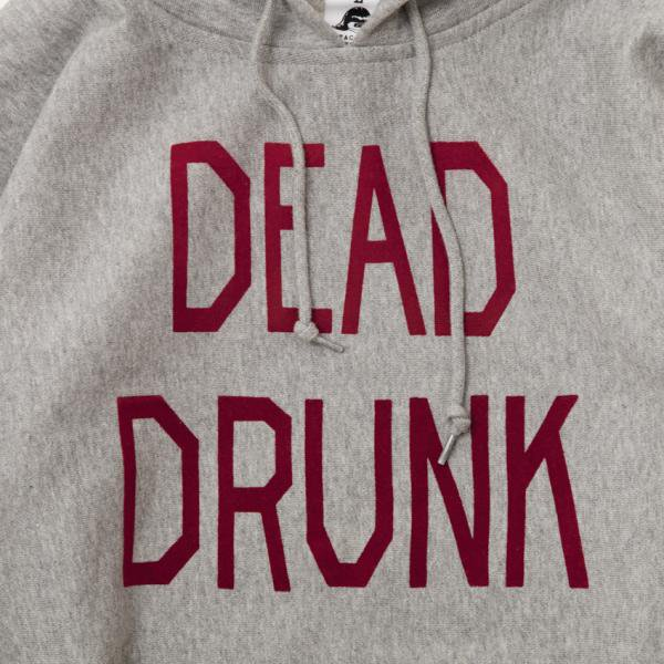 DEAD DRUNK designed by Tomoo Gokita (12oz PARKA)