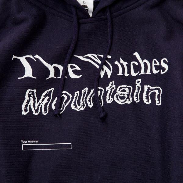THE WITCHES MOUNTAIN designed by Satoshi Suzuki (12oz PARKA)