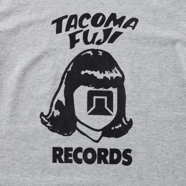 TACOMA FUJI RECORDS LOGO '14 designed by Tomoo Gokita